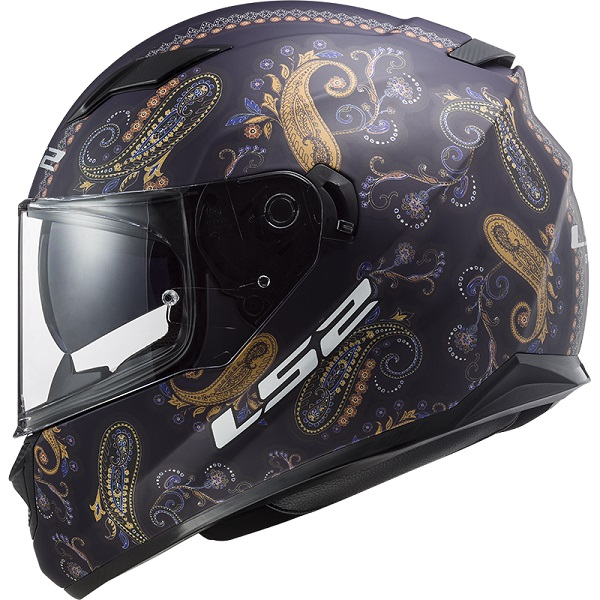 Capacete Integral LS2 FF320 Pasly
