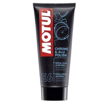 Liquido Chrome 5 Alu Polish Motul E6